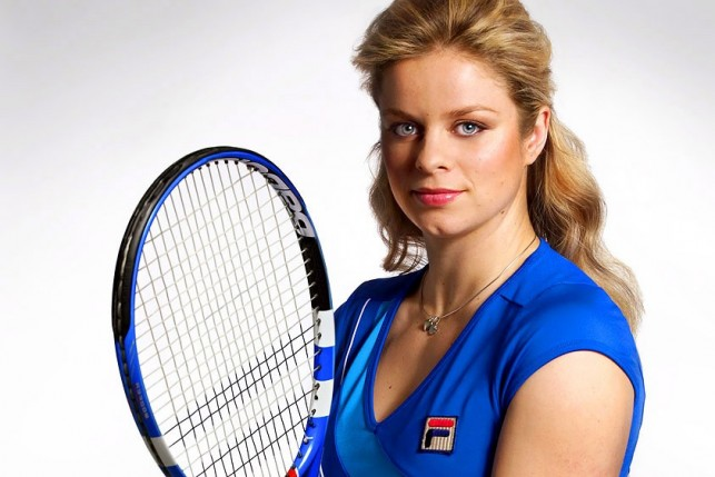 La Belgique grande nation du sport - Kim Clijsters.