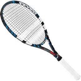 Test Babolat pure drive 2012